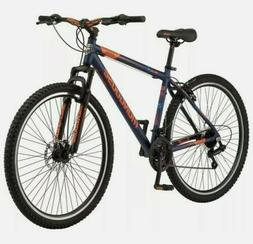 "Mongoose Exhibit 29"" in Men's Mountain Bike BLUE NEW IN BO"