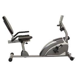 Exerpeutic 1111 900XL Extended Capacity Recumbent Bike with