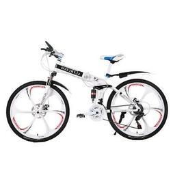 Fahrrad Mountain Bikes 26-Inch Steel Bicicleta 21-Speed Bicy