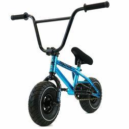 Mayhem Fat Tire Mini BMX Riot Aqua Crank Newest Model Trick