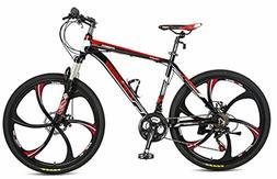 """Merax Finiss 26"""" Aluminum 21 Speed Mg Alloy Wheel Mountain B"""