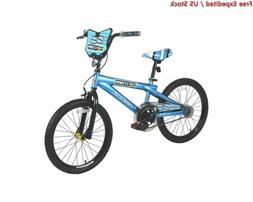Dynacraft Firestorm Boys BMX Street/Dirt Bike with Hand Brak