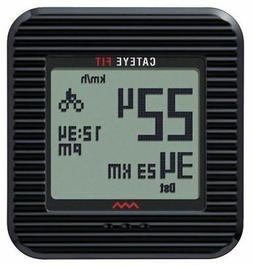 CatEye Fit Wireless Bicycle Computer/Walk Pedometer CC-PD100