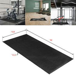 Fitness Equipment Mat and Floor Protector for Treadmills Exe