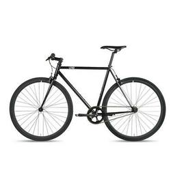 6KU Fixie Bicycle Single-Speed Urban Road Bicycle Commuter T
