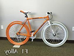 fixie bike Alloy Urban Bike Flip Flop Hub city bike700c Oran
