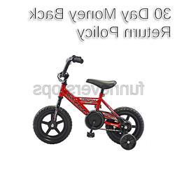 """Mantis Boy's 12"""" Flipside BMX Bike"""