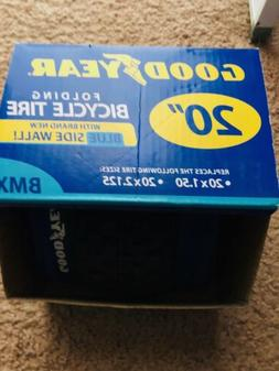 "Goodyear Folding Bead BMX Bike Tire 20"" x 2.125"" Black"