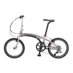 Dahon Folding Bikes Vigor D9 Bike, Silver