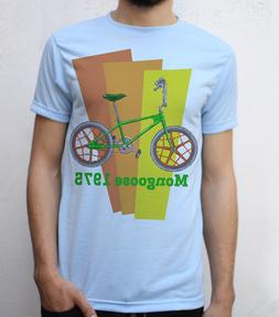 <font><b>Mongoose</b></font> 1975 T shirt Design BMX <font><