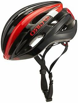 Giro Foray Helmet - Men's Bright Red/Black Large