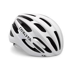Giro Foray Helmet Matte White/Silver Medium Adults Bike Helm