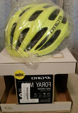 GIRO Foray MIPS Road Cycle Bicycle Bike Helmet Highlight Yel