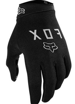 FOX RACING MENS BLACK RANGER MTB GLOVES DOWNHILL BIKE CYCLE