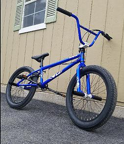 Freestyle BMX Bike with Micro Drive 25x9T BMX Gearing & 20-I