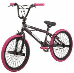 Mongoose FSG BMX Bike, 20-inch wheels, single speed, black 2