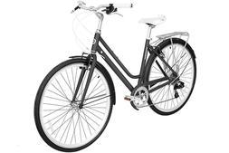 Gama Bikes Women's Metropole Step-Thru 8 Speed Shimano Urban