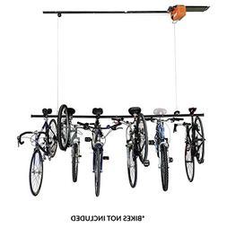 Proslat 66055K Garage Gator Motorized 8 Bike Lift, 220 lb