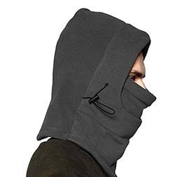Generic Multi-Functional Thermal Fleece Balaclava Hood Polic