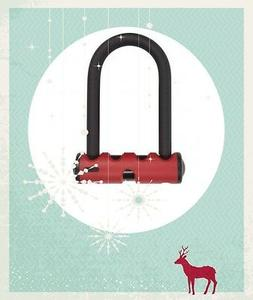 Gifts For Men. -ABUS U Shackle Bicycle Lock -Abus Bike Lock-