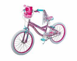 Huffy Girls Bike 20 inch Metallic Pink Mirabelle NEW