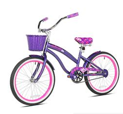 Girls Kent Outdoor Cycling Bicycle 20Inch Tiki Bay Bike with