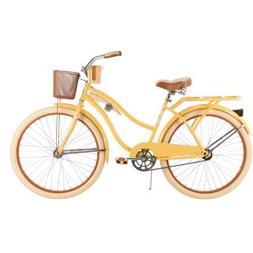 """Goof for Adult Bikes, 26"""" Huffy Women's Nel Lusso Cruiser Bi"""