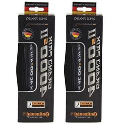 Continental Grand Prix 4000 S II Tire 700 x 25 Black Transpa