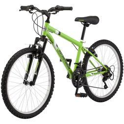 "24"" Boy's Roadmaster Granite Peak Boy's Bike Green"