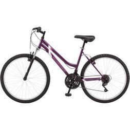 "Roadmaster 26"" Women's Granite Peak Women's Bike, Purple"