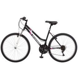 "Roadmaster 26"" Granite Peak Women's Bike, Black"