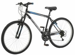 "Roadmaster Granite Peak Men's Mountain Bike,26"" wheels, Blac"