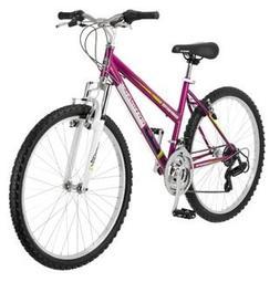 "26"" Granite Peak Women's Mountain Bike, Purple"