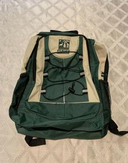 National Wildlife Federation Green Backpack Hiking Camping B