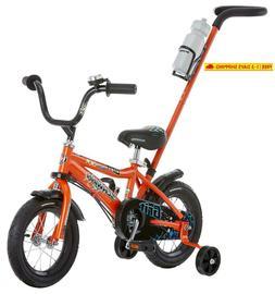Schwinn Grit Steerable Boy'S Bicycle With Training Wheels, 1