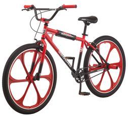 🔥☠Mongoose Grudge Mag BMX Freestyle bike, single speed,