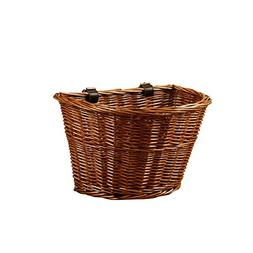 Sue Supply Handmade Bike Basket Wicker Front Handlebar Bicyc