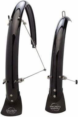 Planet Bike Hardcore Bike Fenders - 700C X 45Mm