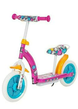 Hello Kitty 2in1 Balance Bike and Scooter - Pink