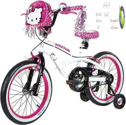 Dynacraft Hello Kitty Girls Bmx Street Bike 16