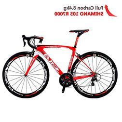 SAVADECK Herd 6.0 T800 Carbon Fiber 700C Road Bike Shimano 1