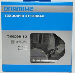 Shimano HG200 7-Speed 12-28t Cassette