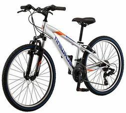 Schwinn High Timber Mountain Bike 24-Inch Wheels 21 Speed Bi