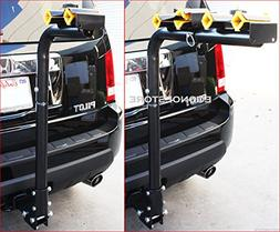 """2"""" Hitch Mount Bicycle Rack Carrier Rear Mounted 4 Bike Rack"""