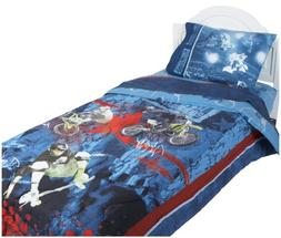 huckjam series freestyle comforter