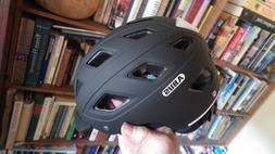 Abus Hyban 2.0 Bike Helmet Medium, Velvet Black