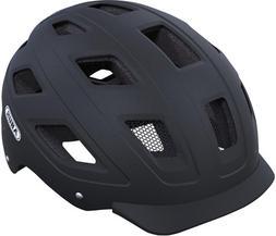 ABUS Hyban Helmet Velvet Black Large 56-61 Urban Commuter