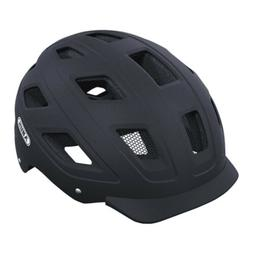 ABUS Hyban Ventilated Urban Bike Helmet with LED Taillight,