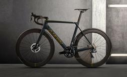Hydro Disc Ultegra Di2 Road Bike Carbon wheels Power Meter T