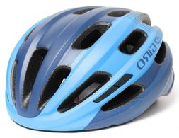 Giro Isode Men's Road Bike Helmet UNIVERSAL FIT 54-61cm Blac
